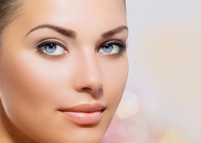 روش طبیعی برای داشتن پوستی براق