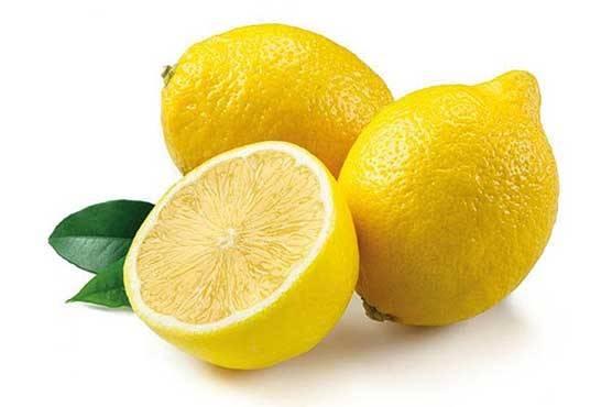 ماسک لیمو ترش برای برطرف کردن جوش و لک