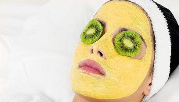 ماسک زردچوبه مخصوص پوست هایی با حساسیت بالا