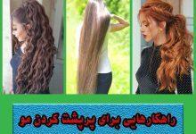 Photo of راهکار هایی برای پرپشت کردن مو